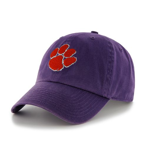brand new 0519d 6c379 ... netherlands 47 mens clemson university clean up cap 23ac4 bddbb