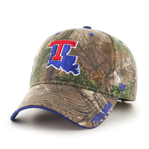 '47 Adults' Louisiana Tech University Realtree Frost '47 MVP Cap