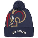 adidas Men's New Orleans Pelicans Cuffed Knit Cap