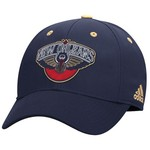 adidas™ Men's New Orleans Pelicans Team Nation Structured Flex Cap