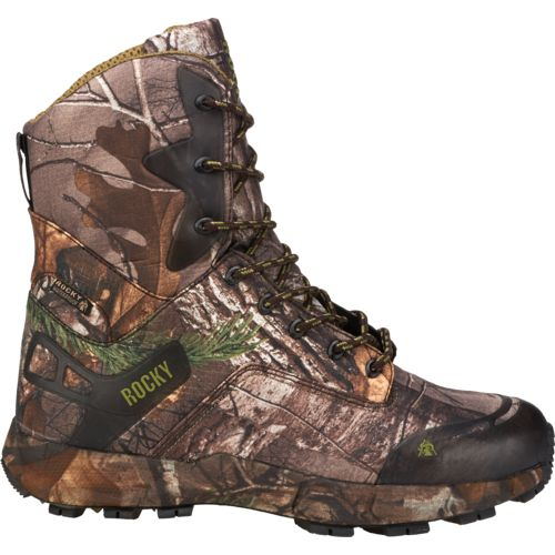 Display product reviews for Rocky Men's BroadHead Trail Hunting Boots