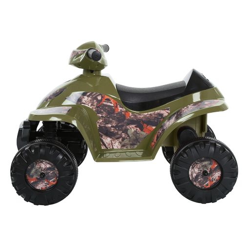 RollPlay Toddler Boys' Camo Mini Quad 6V Ride-On - view number 2