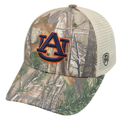 Display product reviews for Top of the World Adults' Auburn University Prey Cap