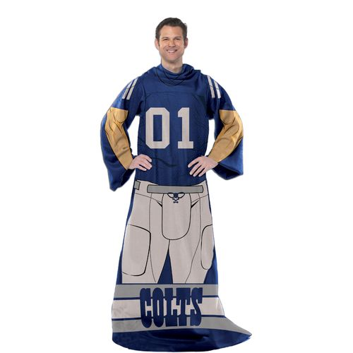 The Northwest Company Indianapolis Colts Uniform Comfy Throw