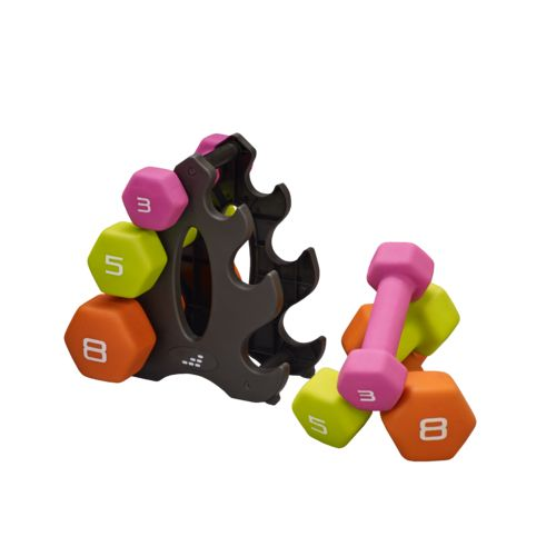BCG 32 lbs Dumbbell Set - view number 2
