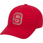 Top of the World Adults' North Carolina State University Premium Collection Memory Fit™ Cap - view number 1