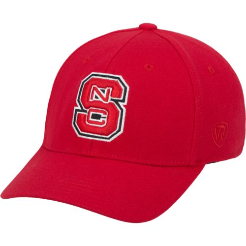 Top of the World Adults' North Carolina State University Premium Collection Memory Fit™ Cap