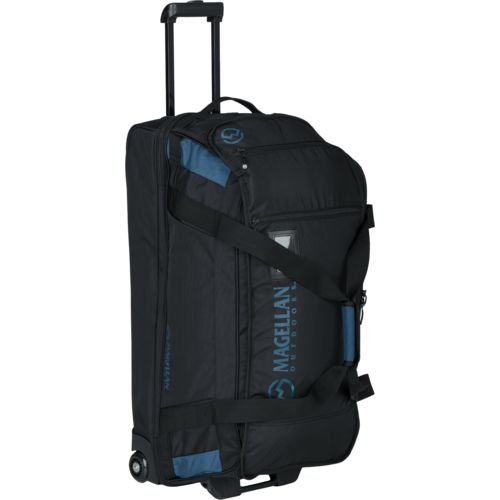 "Magellan Outdoors™ 30"" Wheeled Drop-Bottom Duffle Bag"