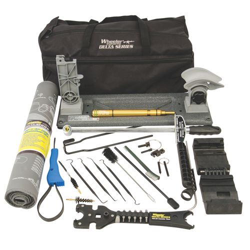 Display product reviews for Wheeler Engineering Delta Series AR-15 Armorer's Professional Kit