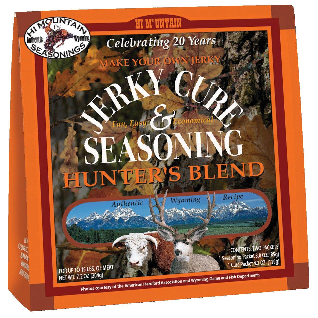 Hi Mountain Jerky Hunter's Blend Jerky Kit