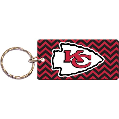 Stockdale Kansas City Chiefs Team-Color Chevron Logo Key