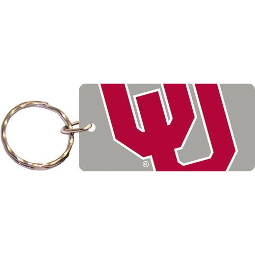 Stockdale University of Oklahoma Mega Acrylic Key Chain