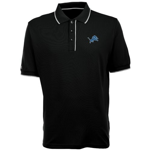 Antigua Men's Detroit Lions Elite Polo Shirt