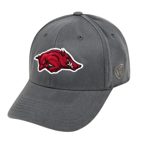 Top of the World Adults' University of Arkansas Premium Collection Team Cap
