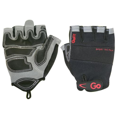 GoFit Men's Sport-Tac Pro Trainer Gloves