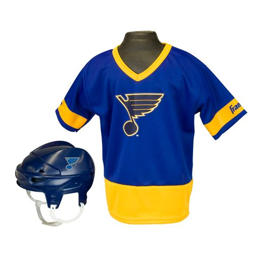 Franklin Kids' St. Louis Blues Uniform Set