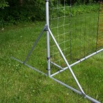 Franklin 6 ft x 12 ft Tournament Soccer Rebounder - view number 6