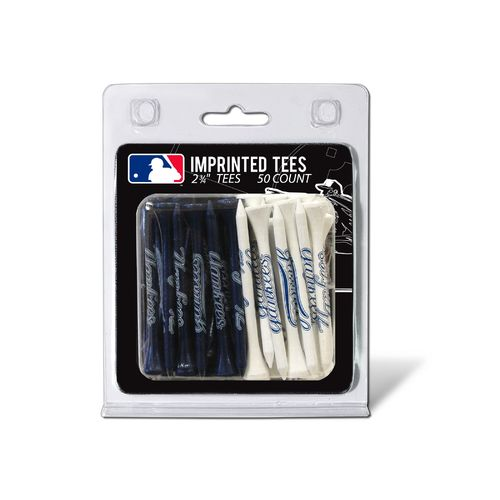 Team Golf New York Yankees Golf Tees 50-Pack