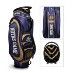Team Golf University of Notre Dame Medalist 14-Way Cart Golf Bag - view number 1