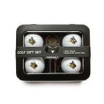 Team Golf Purdue University 4-Ball Tin Gift Set