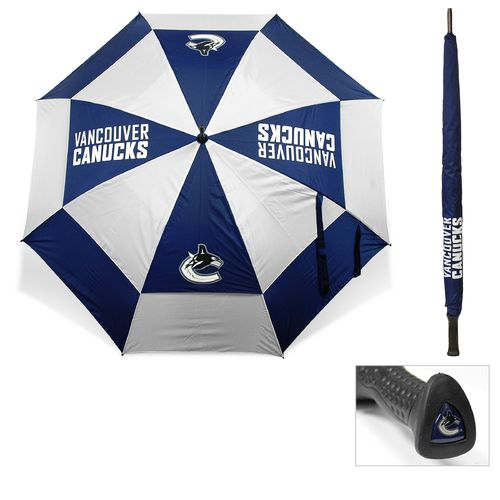 Team Golf Adults' Vancouver Canucks Umbrella