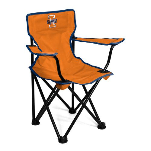 Logo™ Toddlers' University of Illinois Tailgating Chair
