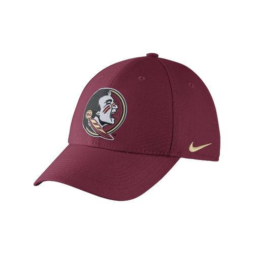 Nike™ Adults' Florida State University Swoosh Flex Cap - view number 1