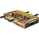 Triumph Sports USA Lumen-X Light Up Tabletop Rod Soccer Game