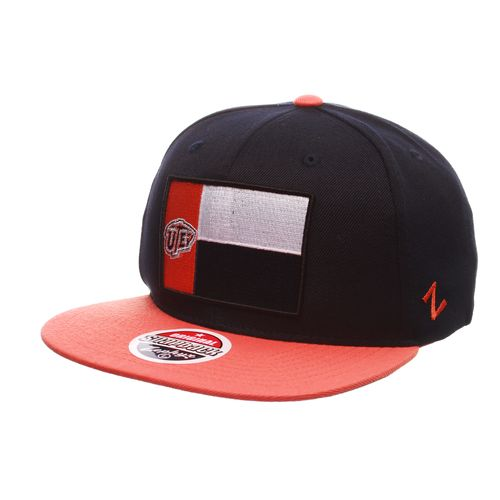 Zephyr Men's University of Texas at El Paso Flag Cap