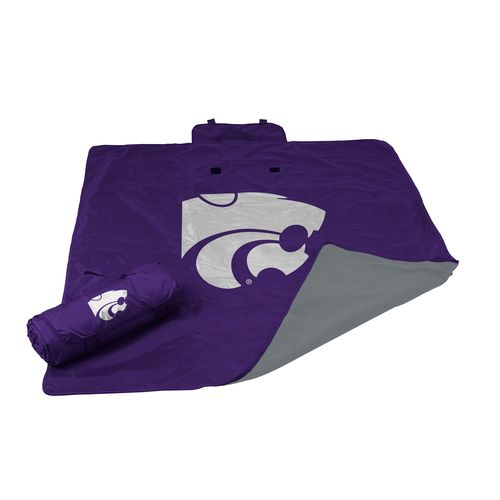 Logo™ Kansas State University All-Weather Blanket