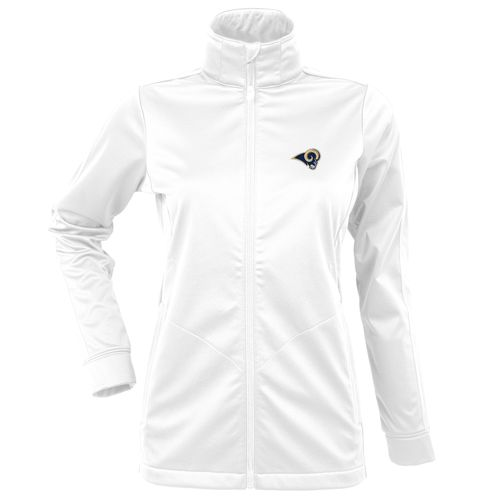 Antigua Women's St. Louis Rams Golf Jacket