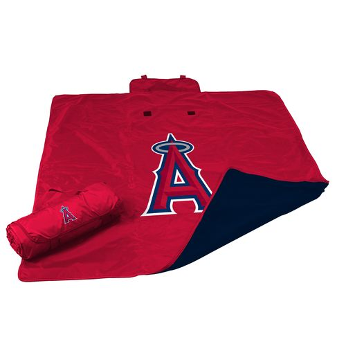 Logo™ Los Angeles Angels All-Weather Blanket