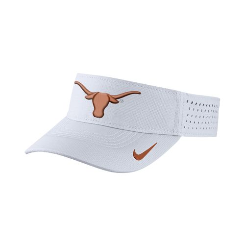 Nike™ Men's University of Texas Vapor Adjustable Visor