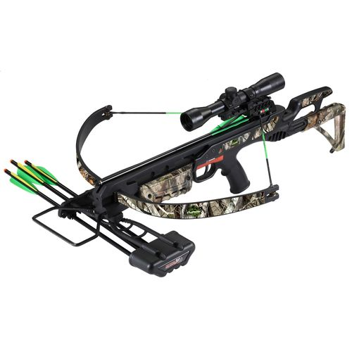 SA Sports Empire Terminator Recurve Crossbow Package