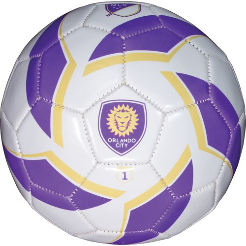 Franklin Kids' Orlando City SC Size 1 Mini Soccer Ball