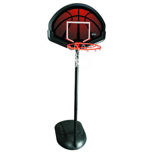 "Display product reviews for Lifetime 32"" Polyethylene Portable Basketball Hoop"
