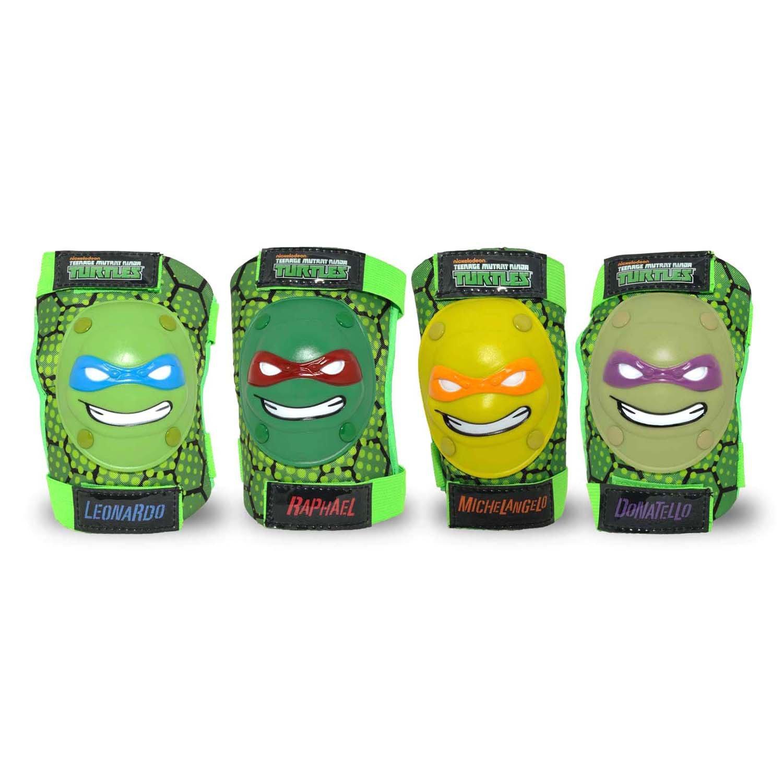 Teenage Mutant Ninja Turtles Kids' 3-D Elbow and