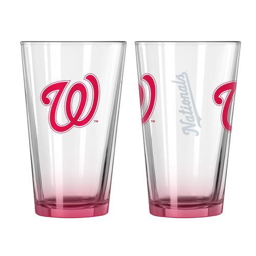 Boelter Brands Washington Nationals Elite 16 oz. Pint