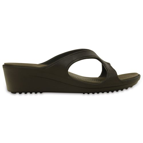 Display product reviews for Crocs Women's Sanrah Wedge Sandals