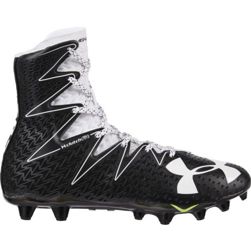 american football shoes under armour
