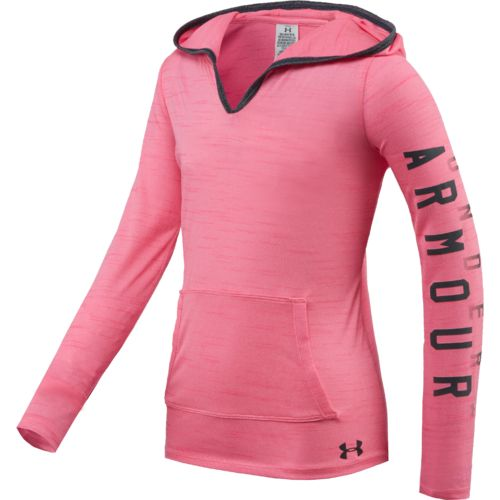 Under Armour® Girls' Tech™ Pullover Hoodie