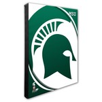 Photo File Michigan State University Logo 16