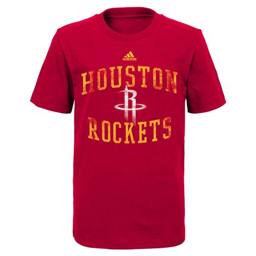 NBA Boys' Houston Rockets Team Honor Slub T-shirt