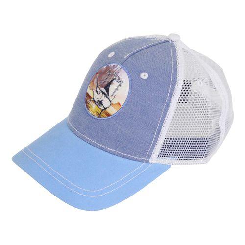 Guy Harvey Men's Uprising Trucker Hat
