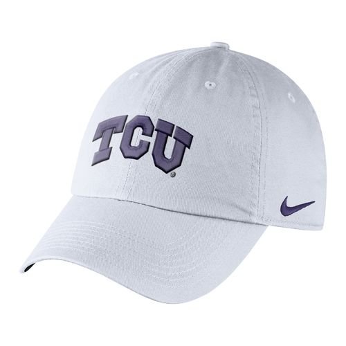 Nike™ Men's Texas Christian University Dri-FIT Heritage86 Authentic Cap