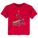Majestic Toddlers' St. Louis Cardinals Logo T-shirt