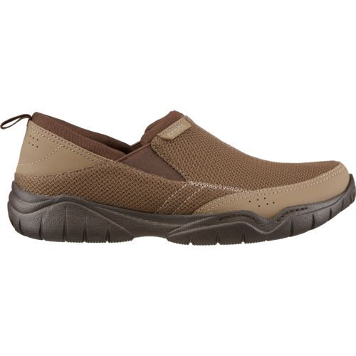 Crocs™ Men's Swiftwater Mesh Moc Shoes