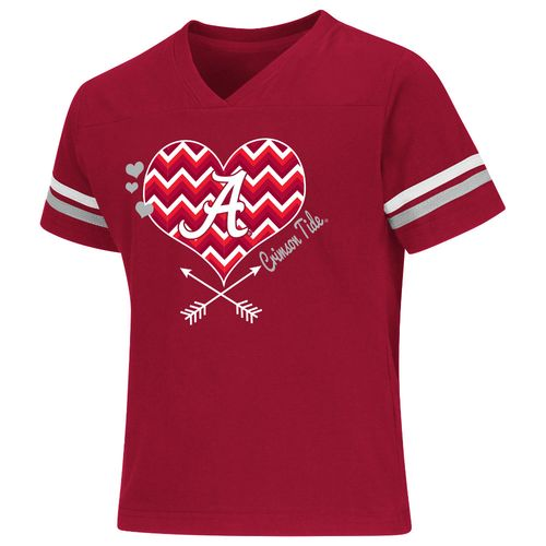 Colosseum Athletics Girls' University of Alabama Football Fan