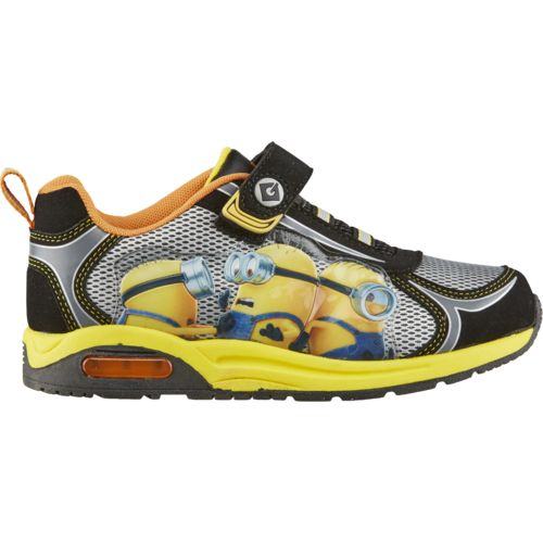 Display product reviews for Despicable Me Kids' Minions Running Shoes