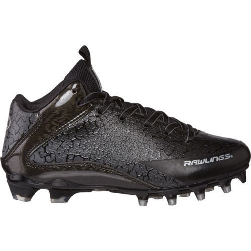 Display product reviews for Rawlings Boys' Intensity Mid Football Cleats